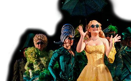 Emerald City Glinda and Company