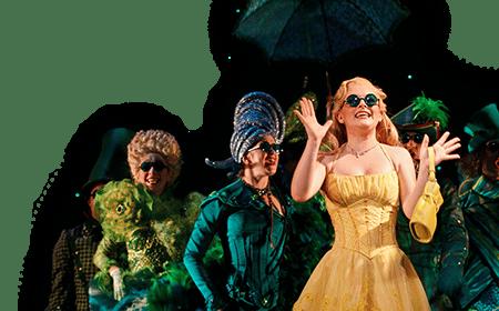 Emerald City Glinda and Company