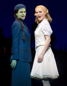 Elphaba and Glinda
